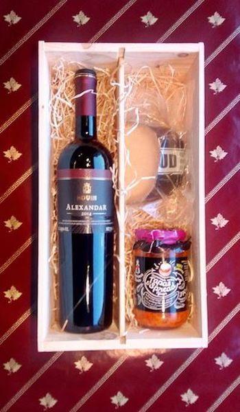 Geschenk Alexandar