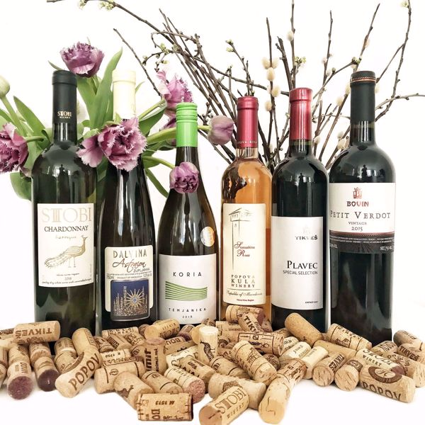 Macedonische Lente Wijnen 2020