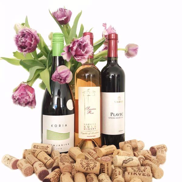 Proefdoos Lente - 3 wijnen