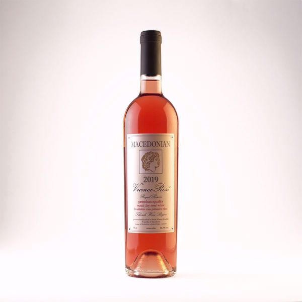 Macedonian Royal Reserve Rosé 2019