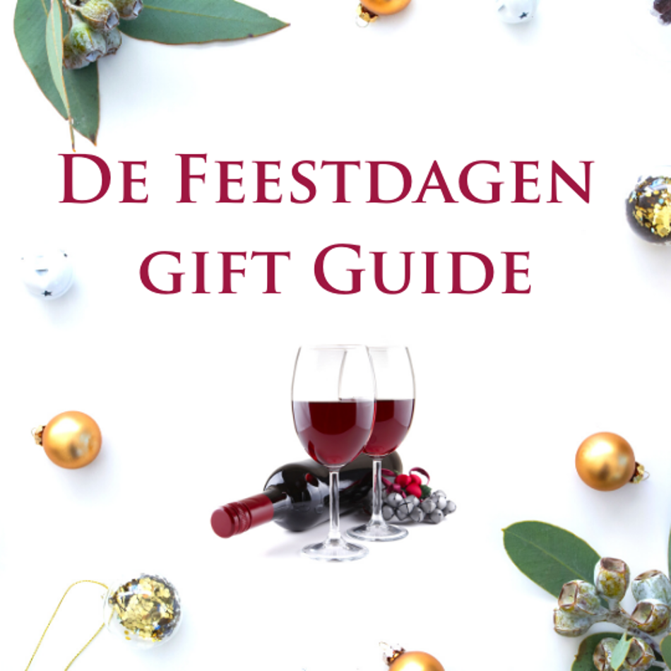 De Feestdagen Gift Guide