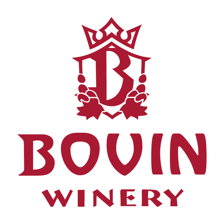 Bovin winery logo
